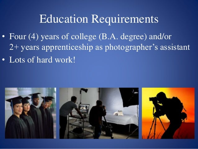 badge merit powerpoint photographer education requirements forensic degree college