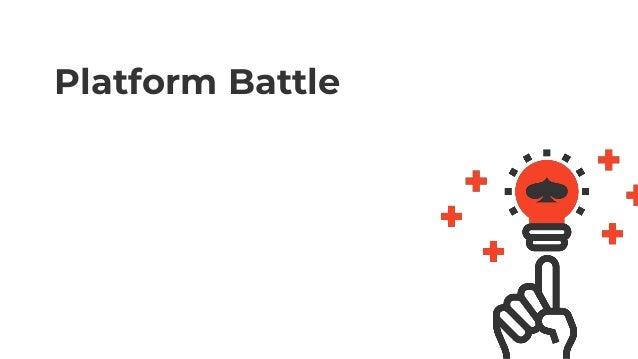Chris Den Arend: Chatbot platform battle   UX Riga 2018 Slide 2