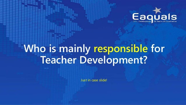the teachers role in the modern Teachers need a variety of professional development skills along with knowledge of their subject matter and experience in order to be an effective teacher likewise, as the rapid developments in technology infuse into our lives, they affect the way students learn and the way teachers teach modern teachers need to be.