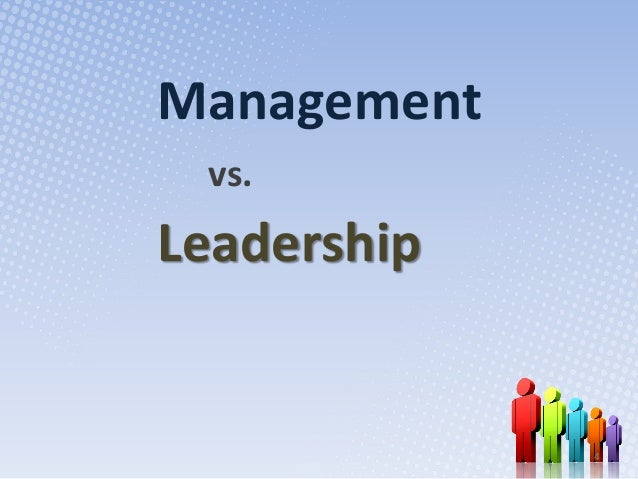 Organizational Leadership (A Class Lecture)