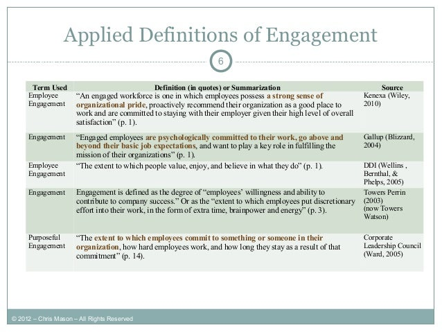 purchase a dissertation employee engagement