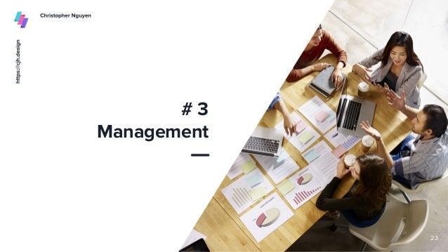 # 3 Management 23