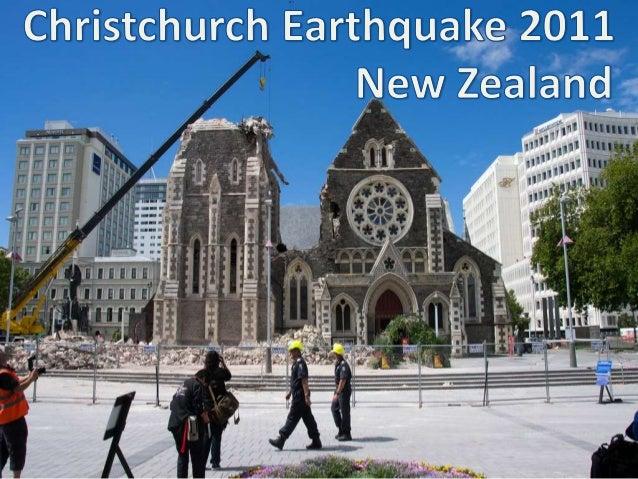 case study earthquake medc