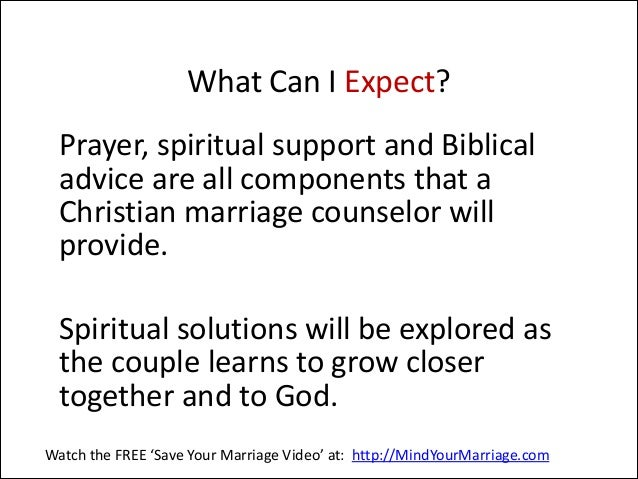 Christian counseling dating couples