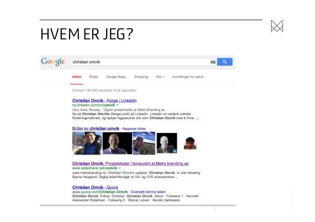 Innlegg om den mobile kunden - norske forhold Slide 2