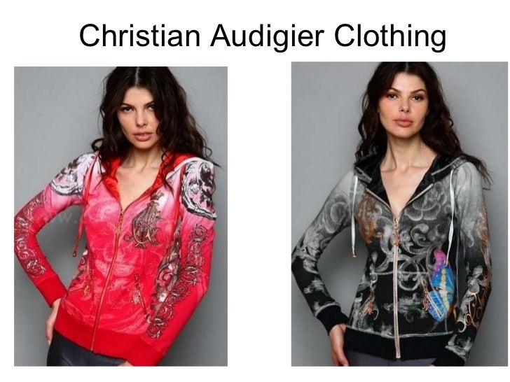 Christian Audigier Clothing