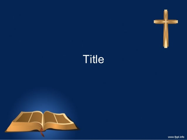 Christian Backgrounds Powerpoint Template Holy Bible Background