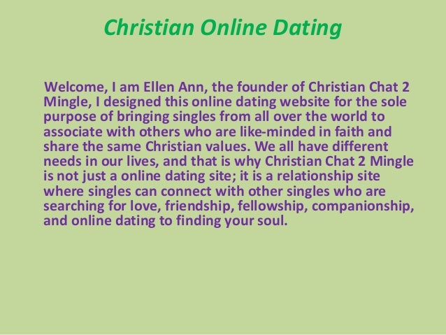 No Registration Required Christian Chat