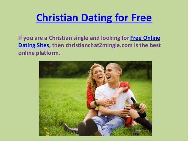 Free christian dating chat sites