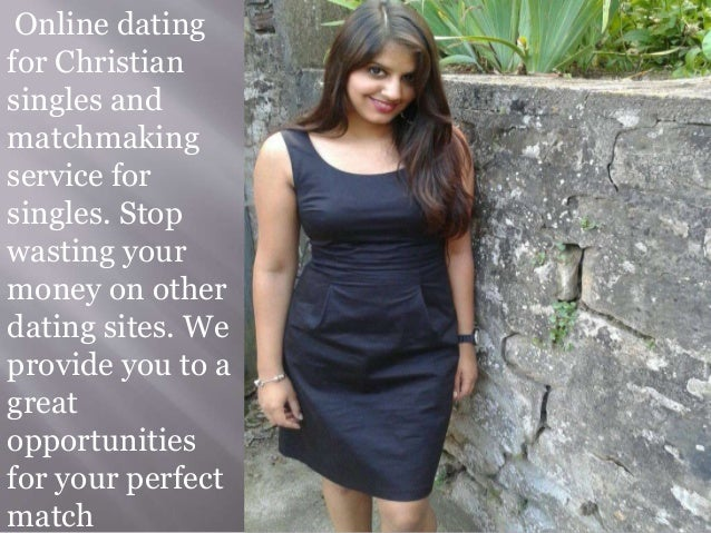 Online dating for christian singles