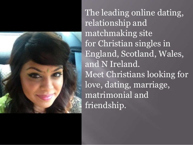 Single christian dating uk and ireland
