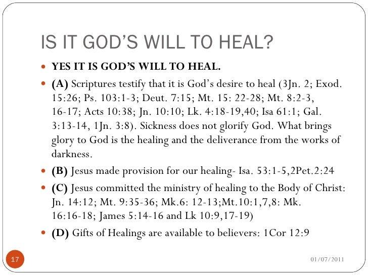 Christian faith and healing 17 negle Choice Image