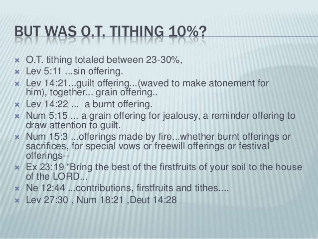 Christian giving, tithing, tithes, tithe, gifts, 2009, ss