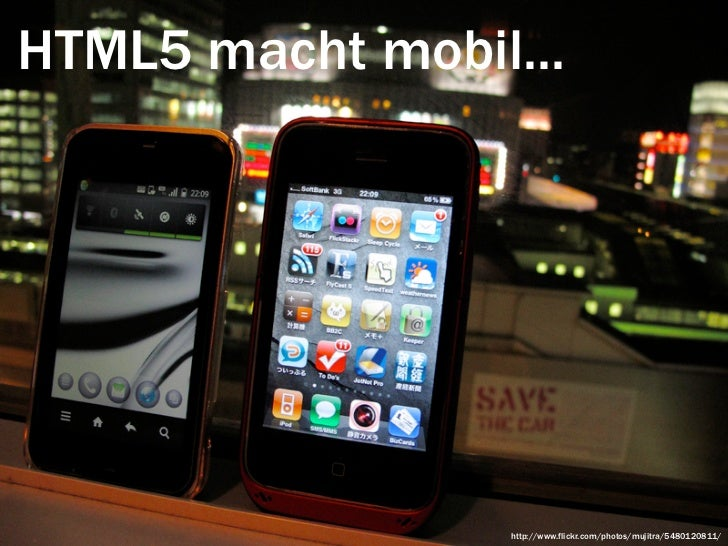 Was gibt uns HTML5?
