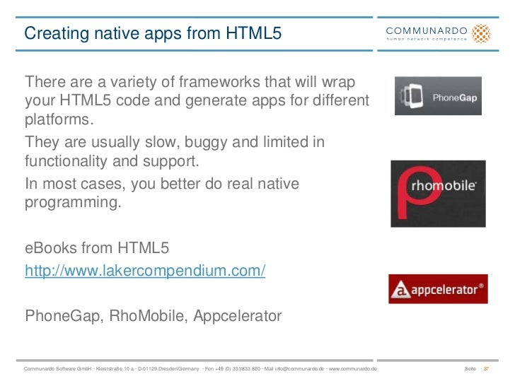 Mobile applications for sharepoint using html5 formation of whatwg in 2004 to push along html5 fandeluxe Image collections