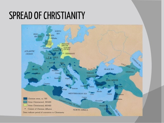 The spread of Christianity in the Roman Empire Essay Sample