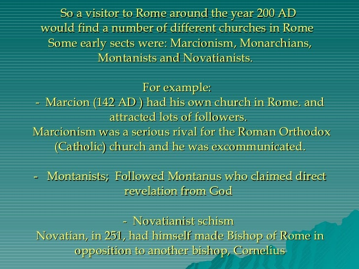 montanists novatianists and donatists and their Find helpful customer reviews and review ratings for baptist successionism at amazoncom read honest when fundamentalist christians are faced with the relative novelty of many of their cherished beliefs and novatianists, montanists and donatists were all catholics unhappy with the.