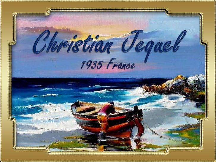 Christian Jequel<br />1935 France<br />
