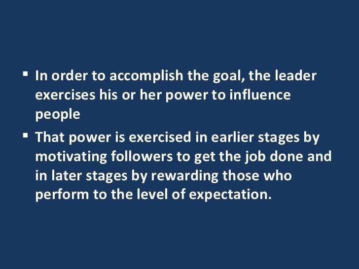 Christian leadership Slide 3