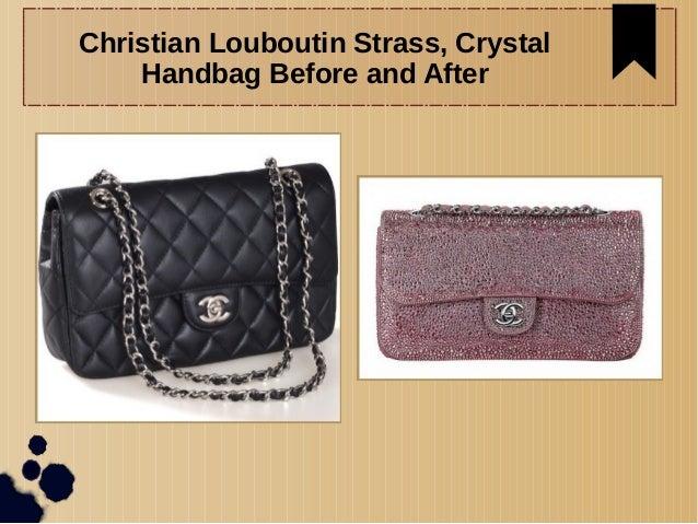 bc86c2473c7 Christian louboutin crystal, strass shoes or handbag designer