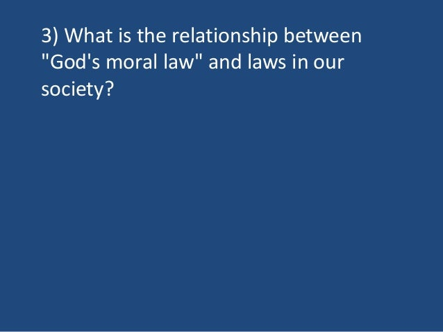 Moral legal and religious perspectives of