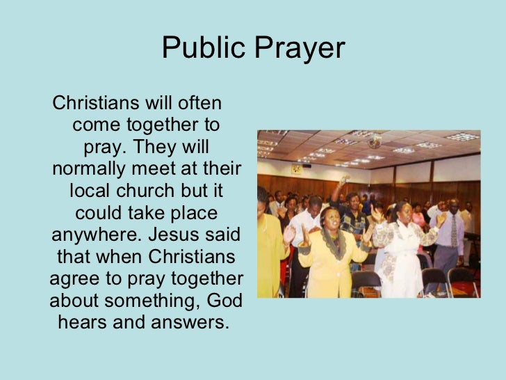 Christian Prayer First Lesson