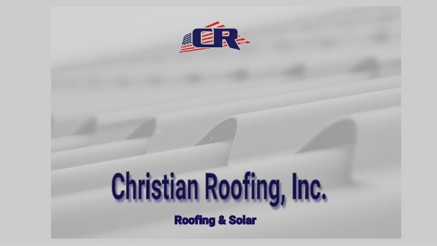 Roofing & Solar