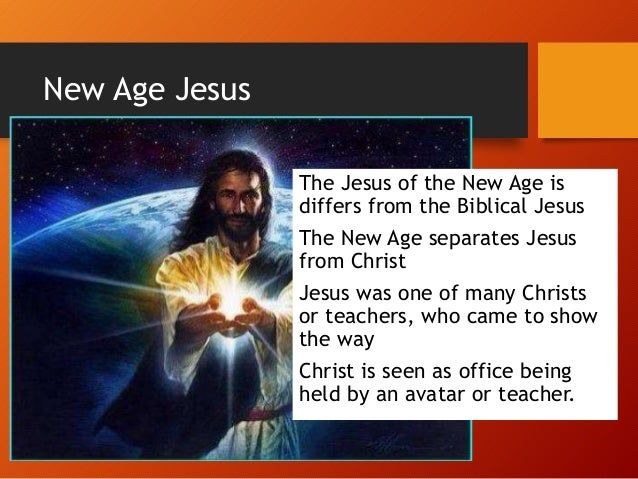Image result for new age christ