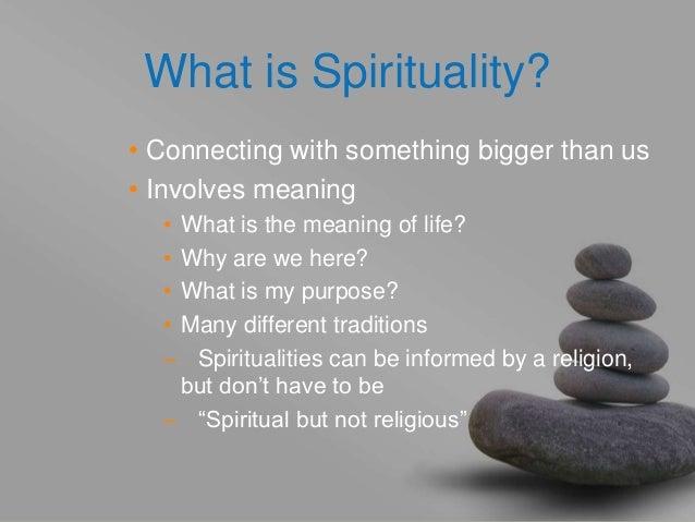 Connection to god spiritual Serving God