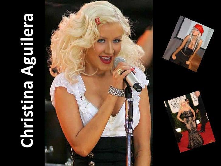 Christina Aguilera<br />