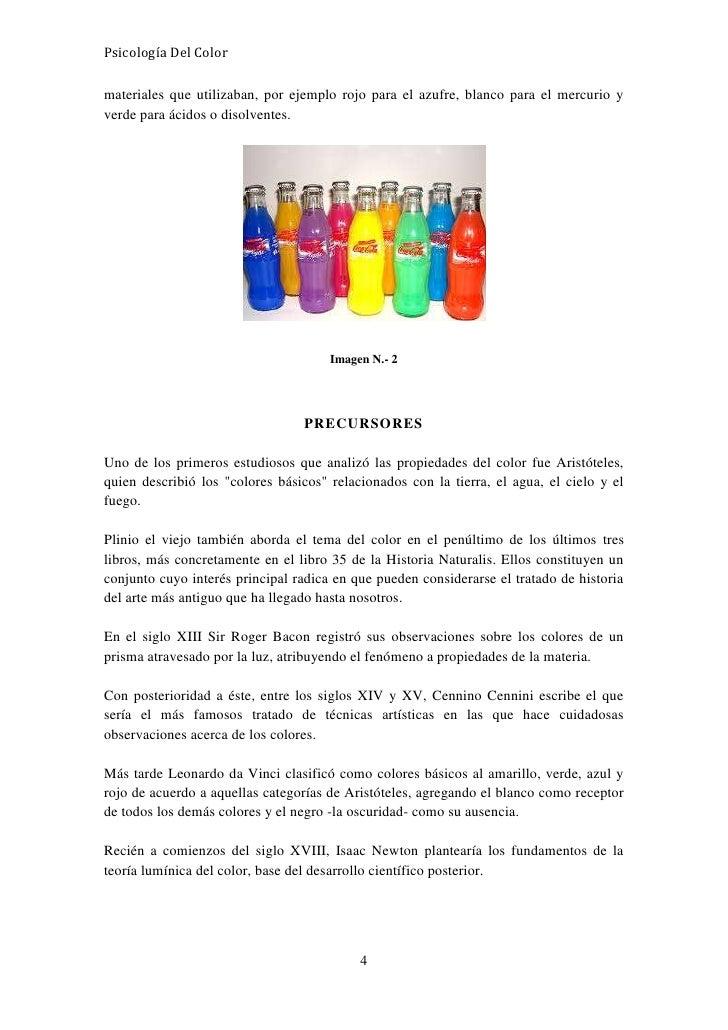 Christina ortiz(psicologia del color)