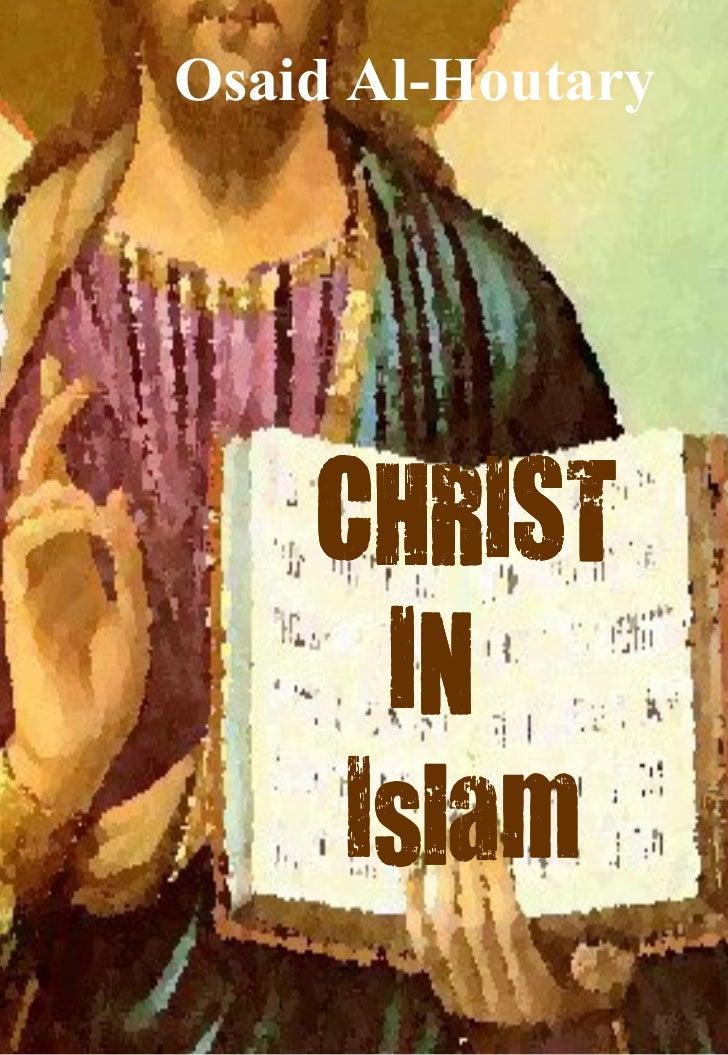 Jesus Christ In Islam