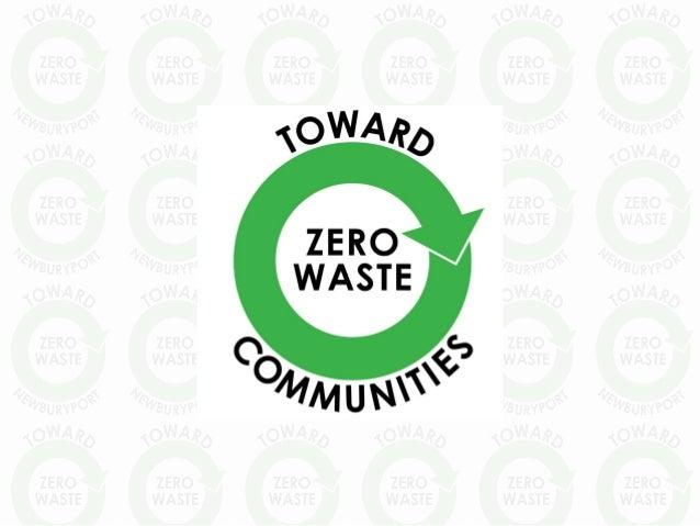 WhataWaste… • Newburyportstats –Haulingandcollec8ng –Tippingfees –Recyclingpayback   Somanyothercommu...