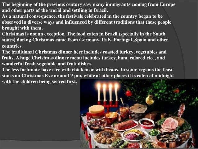6 - Brazil Christmas Traditions