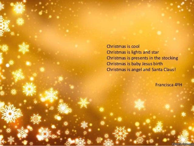 - Christmas Poems