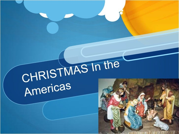 CHRISTMAS In the Americas<br />