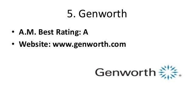 ww genworth com