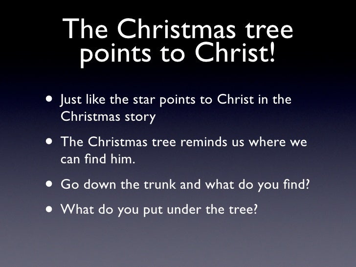 Christmas Tree Symbol Meaning Symbolic Meaning Of Christmas Tree A