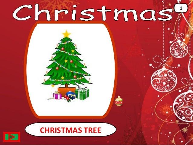 1  CHRISTMAS TREE