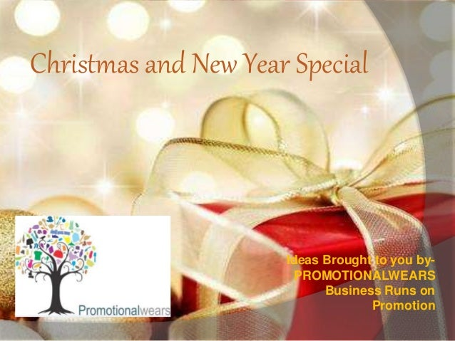 Christmas And New Year Special Ideas Brought To You By Promotionalwears Business Runs On Promotion Innovative Gift