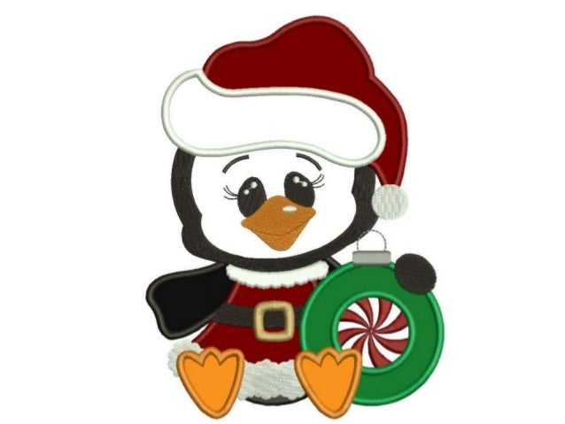 christmas embroidery designs - Christmas Applique Designs