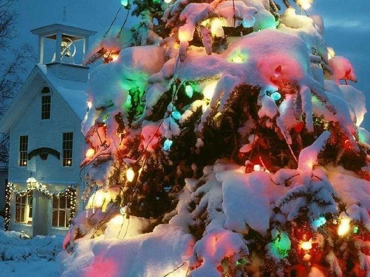 Christmas scenes Slide 3
