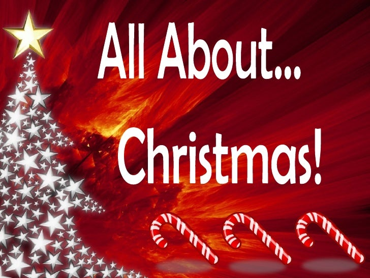 All About... Christmas!