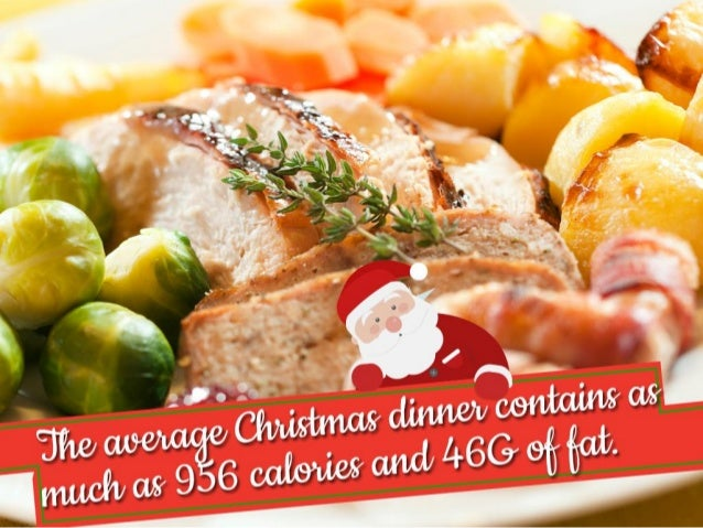 The Facts About Christmas Calories Slide 2