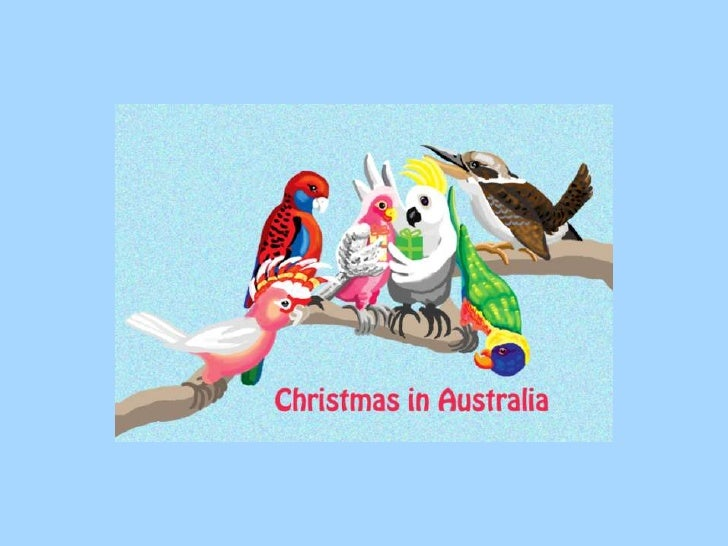 Aussie christmas cards m4hsunfo Choice Image