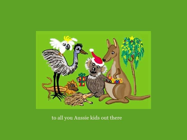 Aussie christmas cards instead of partridges m4hsunfo