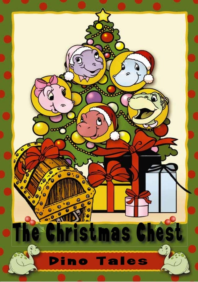 TheChristmasChest Dino Tales