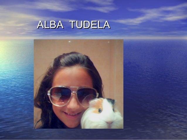 ALBA TUDELA