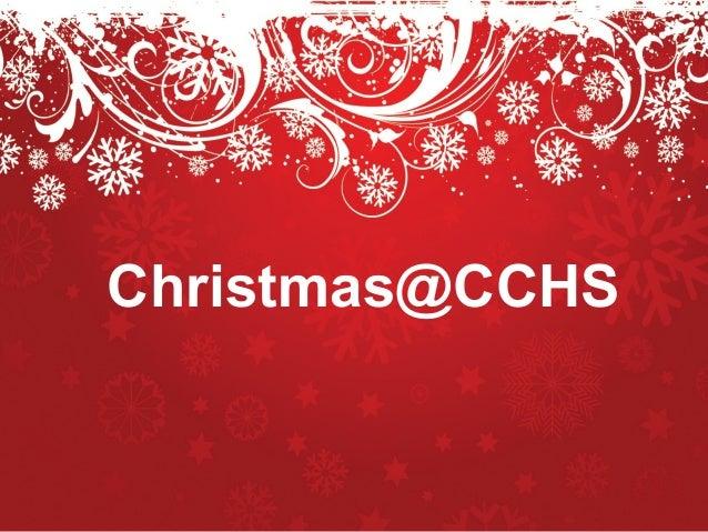 Christmas@CCHS