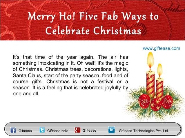 Christmas Gift Ideas Slide 2